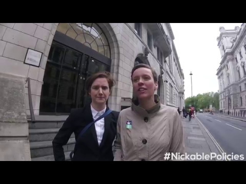 Women's Equality Party GE #NickablePolicies