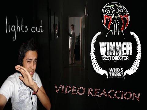 LIGHTS OUT   Video Reaccion   Eminem, Susto Epico-Reto y Primera Video Reaccion!!!