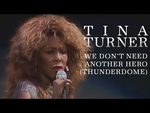 Tina Turner - We Don't Need Another Hero
