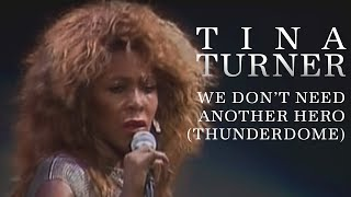 Tina Turner - We Don