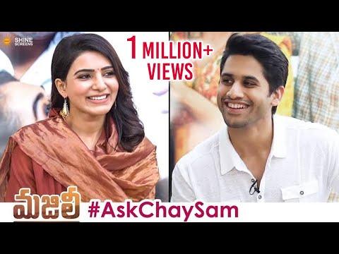 #AskChaySam | Naga Chaitanya & Samantha Love Tips to Fans | MAJILI Telugu Movie | SHINE screens Mp3