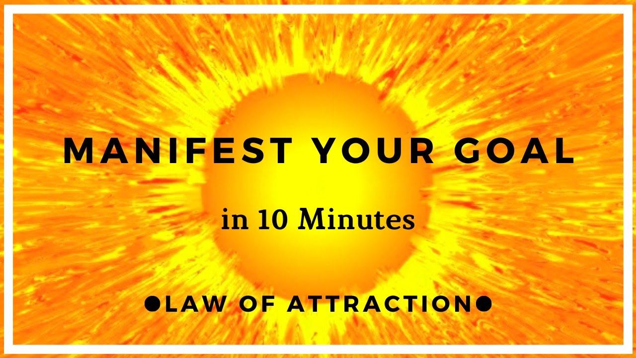 Download 10 Minute Manifestation Meditation (Powerful Visualisation)
