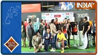 TV stars support Tennis Priemere League