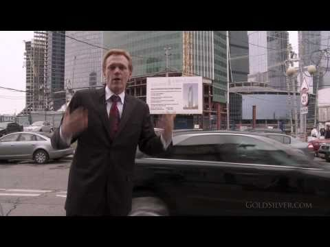 Russian Real Estate Roulette - Mike Maloney In Moscow City