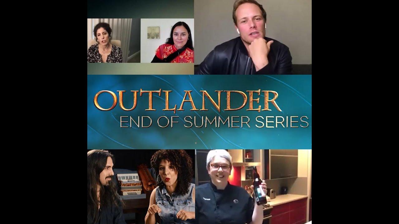 Teaser Outlander End of the Summer series [LEIA A DESCRIÇÃO]