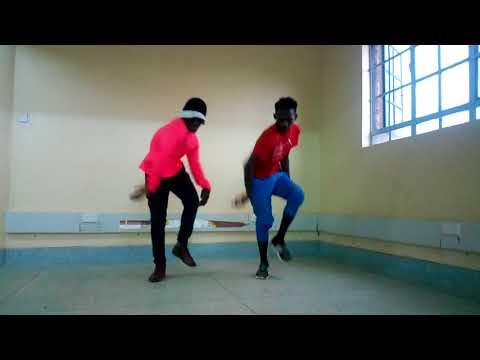 Otile brown-Mapenzi hisia official video choreography by squishers dance crew