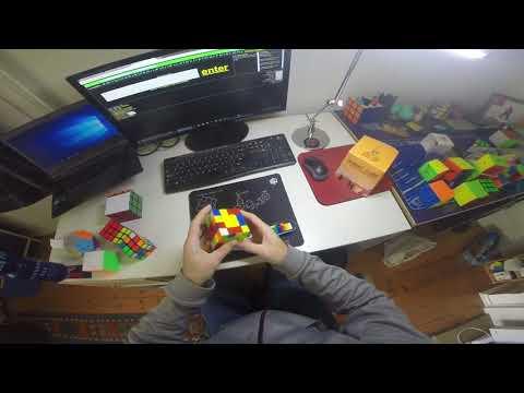 ASFA Speedcubing 2018 Practice
