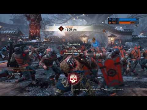 Some For Honor: Epic Shinobi ally (Read Description)