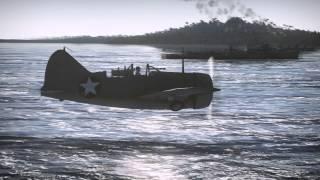 F2A Buffalo - Обучающий фильм для летчиков - War Thunder