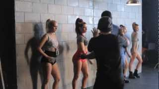 """Put Your Graffiti On Me"" - Behind the Scenes with Kat Graham"