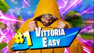 A REAL EASY VITTORY with A SACCO OF BOMBE! FORTNITE ITA