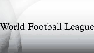 World Football League