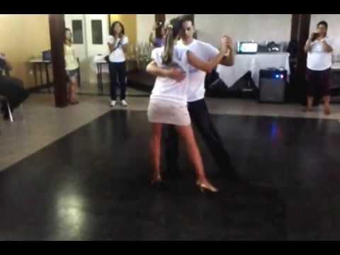 Congresso Dance a Dois PE - Roberto Pereira e Giselly Andrade