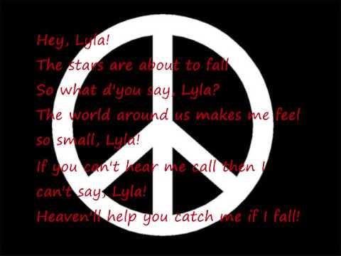Lyla By Oasis  w/ Lyrics Mp3