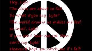 Lyla By Oasis  w/ Lyrics