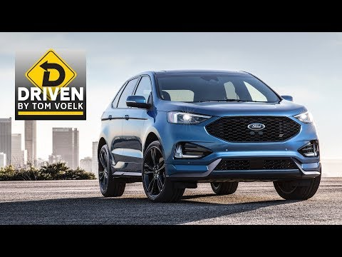 Driven- 2019 Ford Edge ST