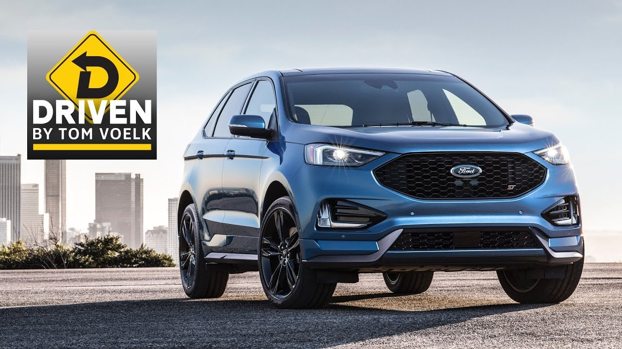 Driven  Ford Edge St