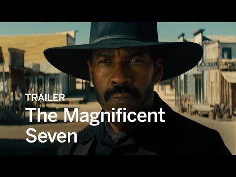 THE MAGNIFICENT SEVEN Trailer | Festival 2016 streaming vf