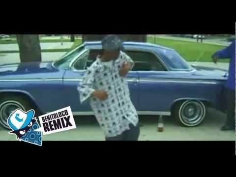 ICE T - Colors (BENITOLOCO REMIX + C WALK VIDEO)