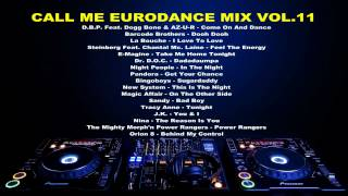 Call Me Eurodance Mix Vol 11