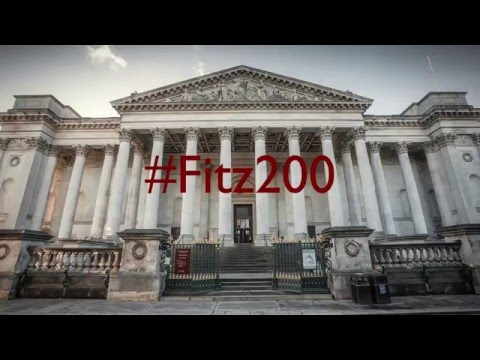 Celebrating 200 years of the Fitzwilliam Museum