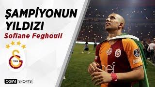 Şampiyonun yıldızı: Sofiane Feghouli