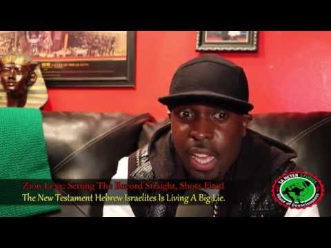 Zion Lexx  Setting The Record Straight & Exposing The New Testament Hebrew Israelites