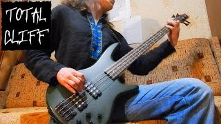 #20 Metallica - Creeping Death (bass cover + bass tab)