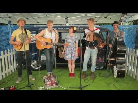 Skinny Lister  Bold As Brass  exclusively for OFF GUARD GIGS  Bestival 2013