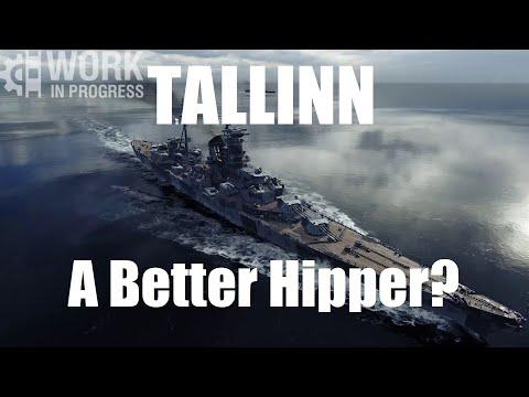 Tallinn [WiP] - A Better Hipper? #100kGiveaway