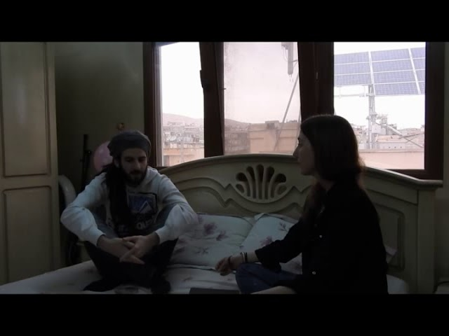 Syrian Comedian Treka On Fake Revolution Fake Chemical Attack And More