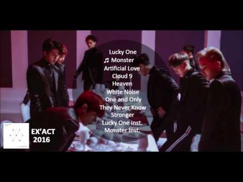 [FULL ALBUM/MP3] EXO - EX'ACT (Korean Version)