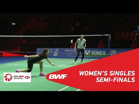 WS | Sayaka TAKAHASHI (JPN) [1] vs Evgeniya KOSETSKAYA (RUS) [4] | BWF 2018