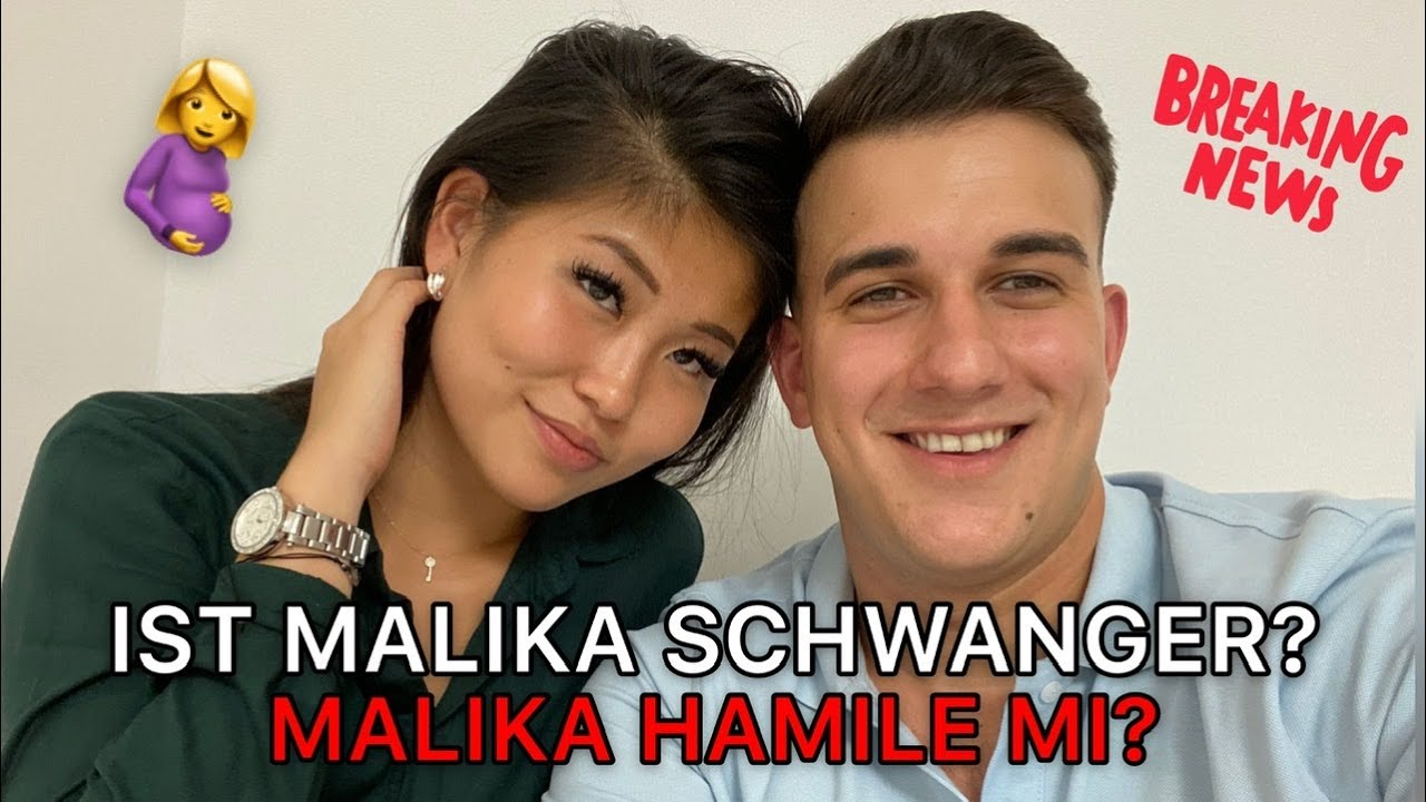 IST MALIKA SCHWANGER? 🤰🏻/ MALIKA HAMILE MI? 😳 | Q&A | THE KALES