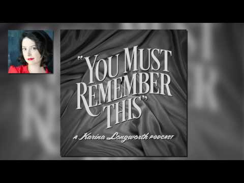 TV & Film - You Must Remember This - EP.#104: Barbara Loden (Dead Blondes Part 12)
