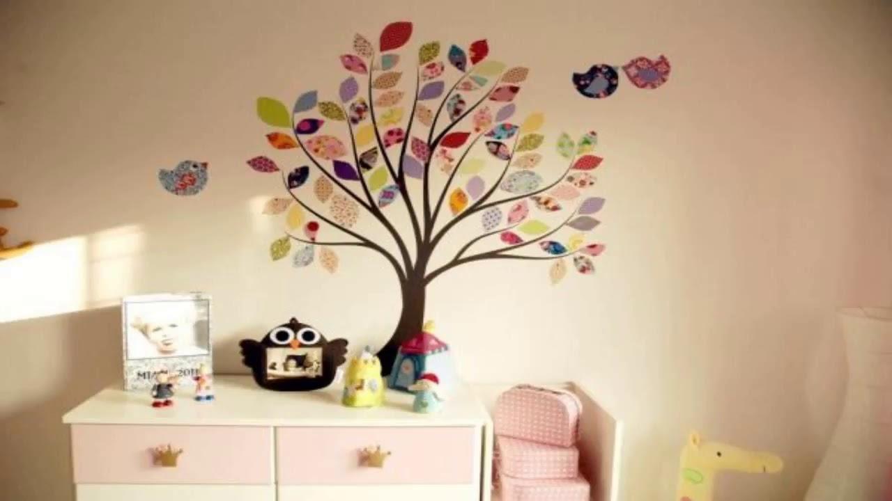 Schlafzimmer Wandgestaltung Beispiele  Die besten Dekoideen fr die Wohnung Ideen  YouTube