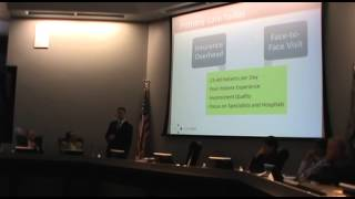 Senator Patrick Colbeck: Healthcare Reform Forum Part 2