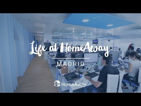 Life at HomeAway Madrid