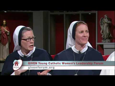 At Home With Jim And Joy - 2016-02-25 - Sr. Mary Gabriel, Sv And Sr. Bethany Madonna, Sv
