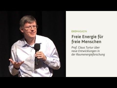 FREIE ENERGIE FÜR FREIE MENSCHEN - Prof. Dr. Claus Turtur | ExoMagazin