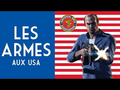 Les armes aux États-Unis - Captain America #5 🇺🇸