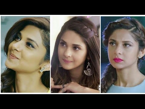 Easy college/school hairstyles inspired by Jennifer Winget/Maya | Maya hairstyle|Valentine's special