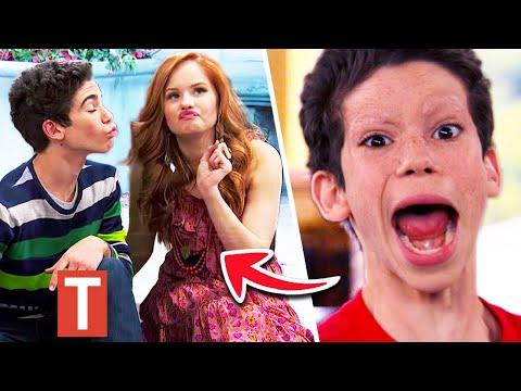 10 Best Luke Moments From Disney Channel's Jessie