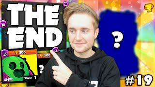 THE END... Road To PURPLE Iron Man Challenge #19! - Brawl Stars