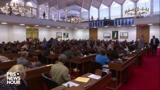 WATCH LIVE: North Carolina legislature debates repeal of HB2