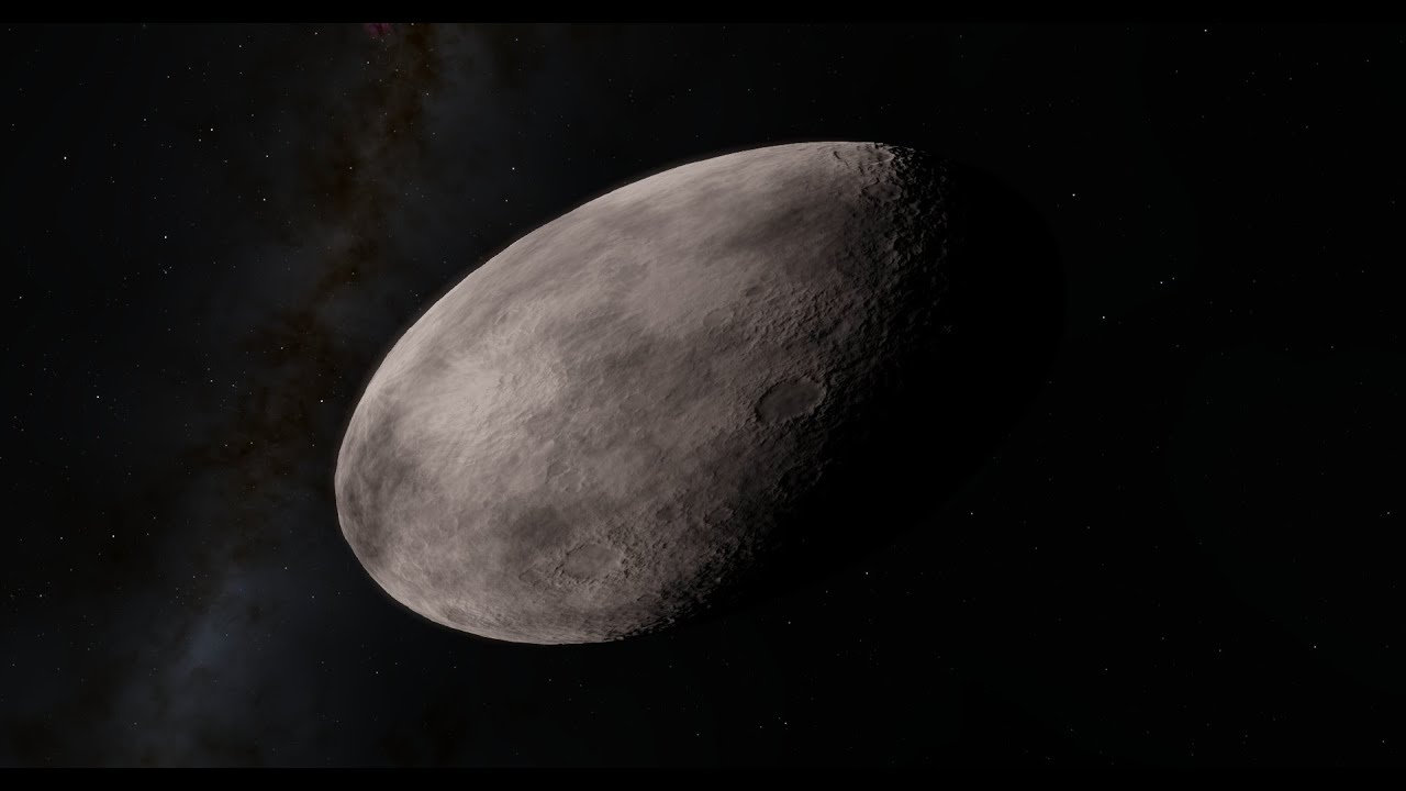 dwarf planets haumea - photo #8
