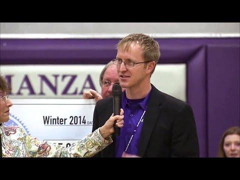 Andrew Cook Wins 2013-14 Milken Educator Award, in
