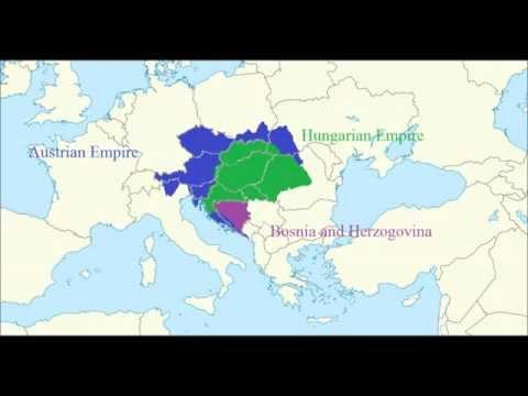 Dissolution of Austria-Hungary