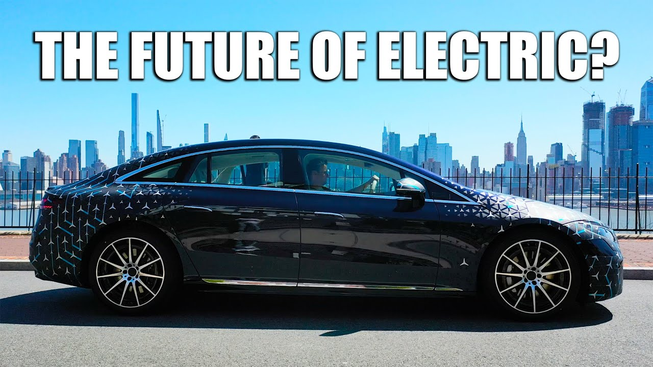 How the ELECTRIC MERCEDES Was Made! Interview with the Minds Behind It.