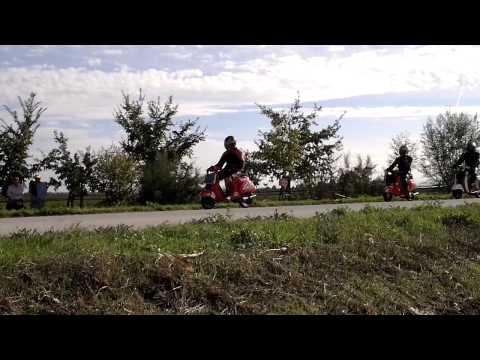 Campionato italiano accelerazione vespa lugo 13-10-2013.mp4